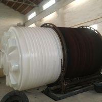 牡丹江市立式塑料储罐 10000L进口原料滚塑化工储罐规格