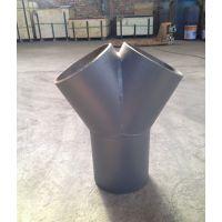 润宏供应哈尔滨304/316不锈钢焊接变径三通接头价格13313272363