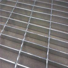 排污水铁格栅 麻花钢焊接网格板 镀锌钢格板