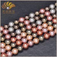 供应贝壳珠项链——佳美灵洁珠宝