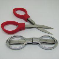 批发零售折叠式剪刀 家用剪刀鱼线剪 旅行剪刀 8字剪刀 厂家销售