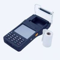 富立叶手持终端PDA数据采集器RFID一维码扫描打印POS
