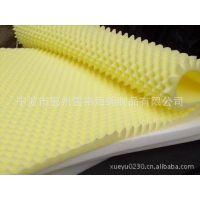 厂家批发定做 海棉波纹 波浪 隔音 波峰 鸡蛋形 高密度海绵床垫