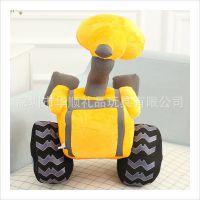 深圳毛绒礼品玩具吉祥物定做,机器人总动员瓦力 圣诞礼物