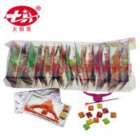 太极星 混合搭配型糖果 弩弓玩具糖 瑞士糖 水果糖 糖节奏 食品
