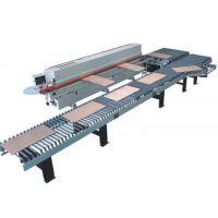 上海全自动板式家具生产线、高效率开料、封边、钻孔生产线、专用数控开料锯
