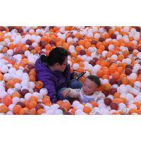 厂家直销 海洋球 波波球批发 加厚CE认证 无毒环保 儿童乐园用球 大型海洋球池百万海洋球池项目前景
