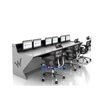 台湾专业生产指挥中心调度台 调度主控桌 控制台的厂家