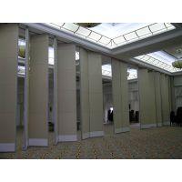 怀化特销酒楼可移动隔断,餐厅活动屏风,灵活折叠格林定制65型铝合金边框