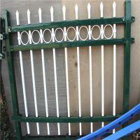 小区锌钢栏杆@贵州锌钢隔离栏@小区围栏河北生产厂家