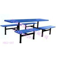 供应郑州连体餐桌椅厂家,连体餐桌椅批发,连体餐桌椅定做