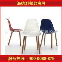 实木软包椅 火锅店休闲桌椅 西餐厅桌椅