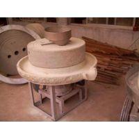 现林石磨(图)、章丘石磨设备、章丘石磨电动石磨