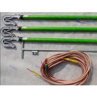 恒卓HZ-jdx接地线招标技术参数接地线生产工艺
