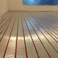 天脉远红干式节能地暖 地板型 铝 模块 武汉安装地暖好还是暖气片好