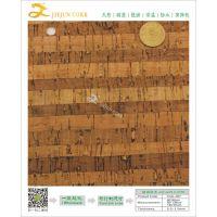 捷骏批发 027# 汕头软木革 天然环保软木皮 一件起批