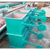 祥云环保 重锤双层翻板阀 卸灰阀 卸料阀 除尘器机械卸料装置供应