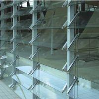拓曼专业生产电动通风防雨玻璃百叶.铝合金百叶!