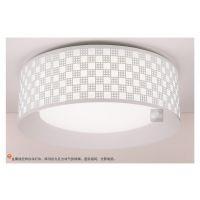 钜豪LED吸顶灯客厅灯现代简约卧室灯具书房圆形餐厅灯8L11