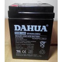 大华蓄电池DHB640 6V4.0AH有限公司