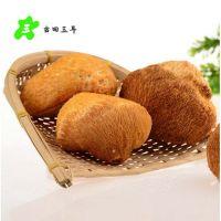 产地大量供应猴头菇当年新货美味山珍食用菌洁干净健胃饼干主料