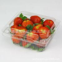 250G装蔬菜水果盒/草莓盒/水果切片盒/一次性透明塑料水果包装盒