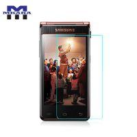 三星W2013钢化膜 玻璃膜 W2013手机贴膜 高清保护膜防爆膜  弧边