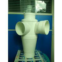 供应 PVC 特殊单立管旋流三通 降噪旋流三通 诚招代理商 代加工贴牌