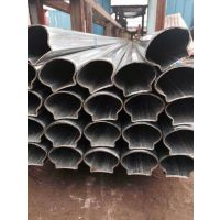 山东聊城生产Q235异型管,精拉异形蘑菇管,热镀锌蘑菇管生产厂家