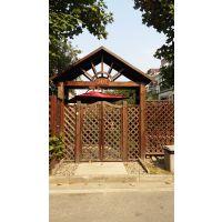 上海别墅花园景观施工