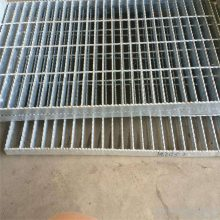 旺来 水沟格栅板 地沟盖板标准 压焊钢格栅板