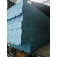 建峰PVC防腐塑料瓦塑料梯形瓦波浪形瓦高档厂房瓦防腐瓦厂家直销