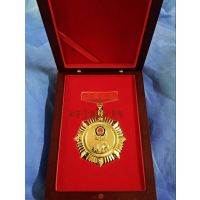 八一西安纪念章工艺品定做 陕西战友联谊会徽章 聚会纪念币设计加工服务