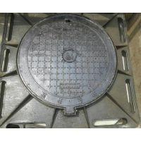 供应重庆聚丰圆形承重球墨铸铁井盖 电力检查井盖