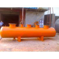 普蕾特中水回用设备集分水器一体化生活污水处理设备