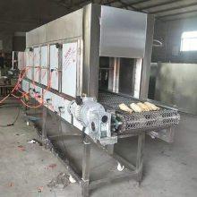 汇康机械猪皮烧毛机 SQ-3米猪皮烧毛机图片