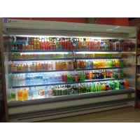 供应供应厂价风幕柜水果保鲜柜超市冷藏柜