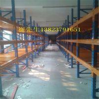 重型货架制造商3层横梁式货架厂价出售