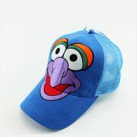 工厂直销韩国帽子 韩国童帽儿童帽子 可爱遮阳小孩网帽 儿童棉帽