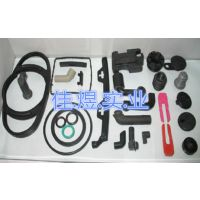 环保产品DN20mm 非标O型圈,PP-R饮用水管活接头橡胶圈