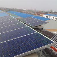 3KW家用屋顶太阳能并网发电系统民用小型光伏并网发电系统