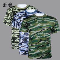 批发服户外军迷服学生迷彩服透气军迷装备军训服迷彩t恤 厂家直销