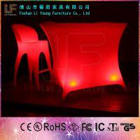 酒吧前台 咖啡厅发光桌台 发光吧台 LED发光吧台 骊阳LGL55-8446