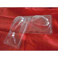 东莞吸塑厂家 定做五金塑胶零件PVC热压吸塑罩多格 量大从优