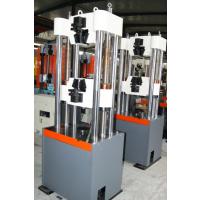 潍坊沟槽管件液压万能试验机生产厂家济南思达WEW-300B