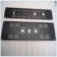 供应佛山音响面板 音箱铝面板 铝面板机加工 氧化铝面板