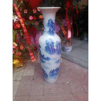 供应西安落地陶瓷花瓶 西安开业庆典陶瓷花瓶 西安开业礼品庆典礼品