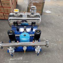 济南卓智 优质节能环保全自动供水设备 不锈钢变频无负压供水设备 厂家