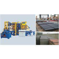 日常保养:关于透水混凝土制砖机
