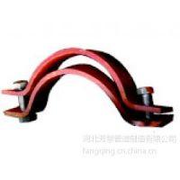 钢制抛光C型螺杆管夹现货供应